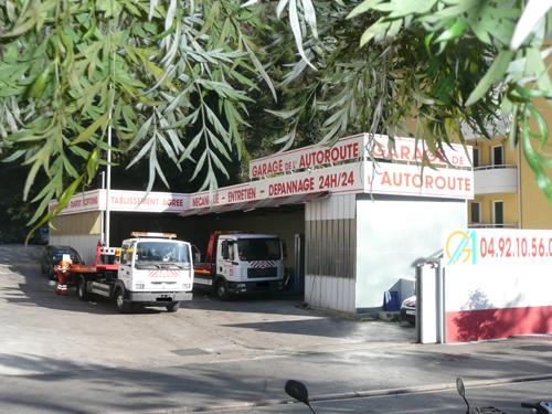 Garage Autoroute Menton